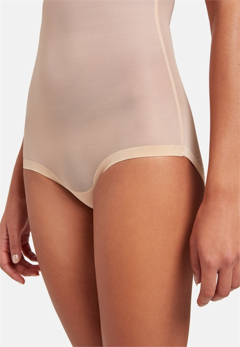 Tulle Control Panty High Waist